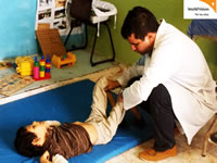 Proyecto TEAM Colombia llega a Soacha para beneficiar a población diversamente hábil