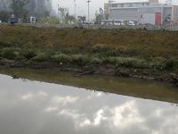 Autoridades ambientales monitorean niveles del río Bogotá en Chía