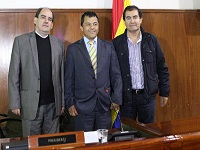 Nueva mesa directiva en la Asamblea de Cundinamarca
