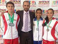 Oro para Soacha en el Campeonato Suramericano de Patinaje Artístico