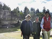 Facatativá presenta plan maestro para el Parque Arqueológico Piedras del Tunjo