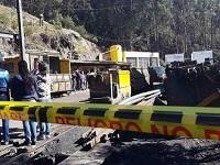 Mueren 5 trabajadores por explosión en mina de Boyacá