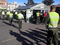 Nueva estrategia de la Policía para combatir el hurto de motos en Soacha