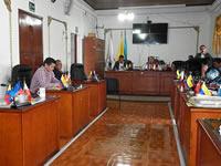 Concejo de Soacha definió cronograma de control político