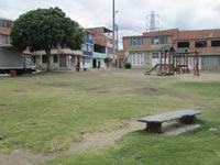 Comienza recuperación del parque de La Amistad en Soacha