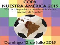 Red Juvenil de Suacha organiza la Copa Popular Nuestra América