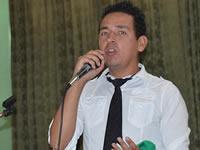 Arnold Salcedo, el precandidato al Concejo de Soacha por el sector social