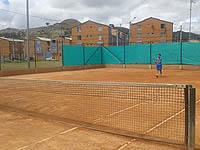 Concluyó festival de tenis promovido por el Instituto de Deportes de Soacha