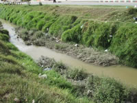 En la comuna seis advierten posible tragedia sobre ronda del Río Soacha