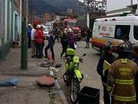 Dos contratistas del Distrito están entre los capturados por los atentados en Bogotá