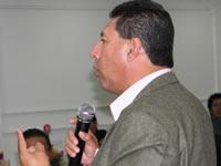 Concejal Dagoberto Durán celebró el Día de la familia