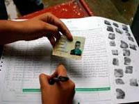 Finaliza inscripción de cédulas en puestos de votación