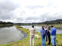 Inició la construcción de planta de aguas residuales en Madrid
