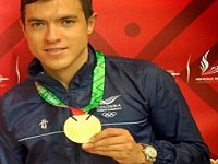Oro bogotano en Squash Panamericanos 2015