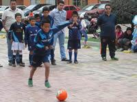 En Ciudad Verde se vivió la versión soachuna de la  Final de la Copa América