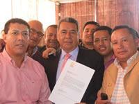 Opción ciudadana también avala  a Eleázar González
