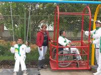 En Madrid Cundinamarca crean parque para personas con discapacidad