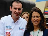 Centro Democrático entrega aval a Andrés Jaramillo