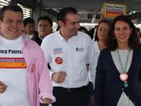 Nancy Patricia Gutiérrez inauguró sede del Centro Democrático en Soacha