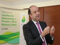 MinAmbiente presenta plan para reducir gases de efecto invernadero
