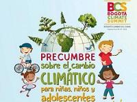 Niñas, niños y adolescentes se reunirán para hablar de cambio climático