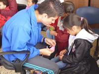 E.S.E. realiza nuevas  jornadas recreativas a niños
