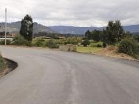 Rehabilitados cinco kilómetros de la vía Molino – Manás en Cajicá