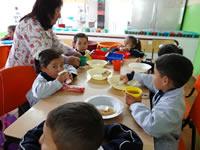 Este lunes inicia programa de alimentación escolar en  los colegios oficiales de Soacha