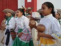 Música y danza en Bosa