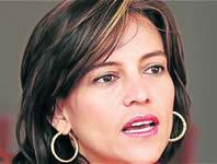 Nancy Patricia Gutiérrez se inscribió como candidata a   la Gobernación de Cundinamarca