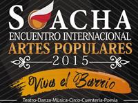 Soacha abrirá el telón para el Encuentro Internacional de las Artes Populares 2015