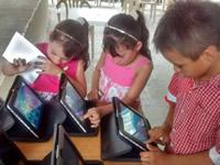 Zona rural de La Mesa recibe implementos tecnológicos