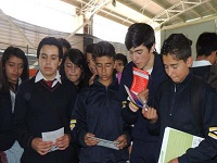 Estudiantes cundinamarqueses listos para pruebas Saber 11