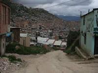 En Soacha y Sibaté hay   altas condiciones de pobreza