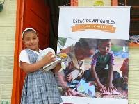 650 estudiantes de Salgar recibieron atención en los Espacios Amigables para la Niñez