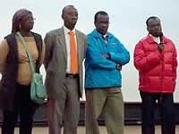 Soacha busca más oportunidades para la población Afro
