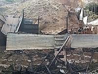 Incendio consume 22 viviendas en Soacha