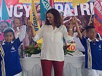 Líderes juveniles de Cundinamarca apoyan a Nancy Patricia Gutiérrez