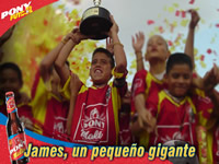 Inicia  la tercera copa  Pony Fútbol en Soacha