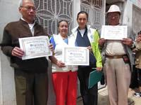 En Soacha se realizaron jornadas de sensibilización en cáncer