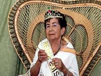 Arbeláez tiene reina del adulto mayor
