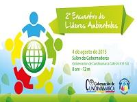 Mañana, segundo encuentro de líderes ambientales
