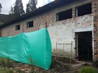 Avanza recuperación del teatro de El Charquito en Soacha