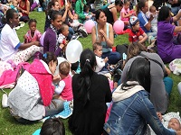 Cundinamarca promueve la lactancia materna