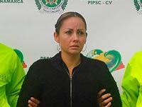 A la cárcel esposa de policía asesinado en Soacha