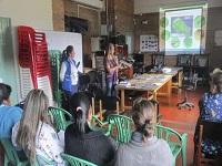 CAR acompaña proceso de formación de promotores ambientales
