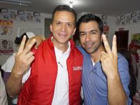 Jorge Rey votaría por Saldarriaga a la alcaldía de Soacha