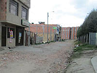 """Urbanizaciones """"encarcelaron"""" a habitantes de El Danubio"""