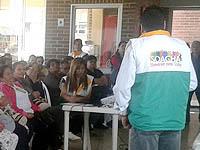 Los comunales de Soacha se siguen capacitando
