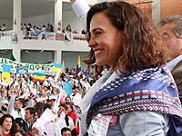 Más de 7 mil mujeres de Cundinamarca le dieron su respaldo a Nancy Patricia Gutiérrez como candidata a la Gobernación